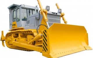 Технические характеристики, фото и видео бульдозера ЧТЗ Б10М и его модификаций