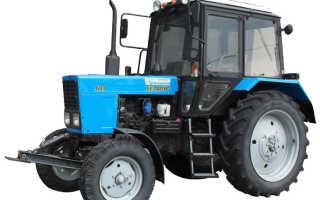 МТЗ-80 – конструкция и характеристики трактора из Беларуси