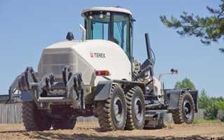 Автогрейдеры TG 200 и СДМ-25: технические характеристики, цена, сравнительный анализ