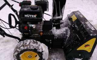 Снегоуборщик Huter (Хутер) SGC 4000: технические характеристики, отзывы, инструкция, цена, фото, видео