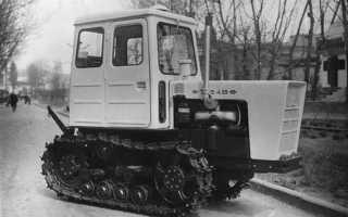 Гусеничные трактора Т-70 — характеристики, видео, особенности