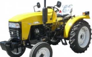 Мини-трактора для дачи и дома китайского, российского и корейского производства: branson, DONGFENG, дтз и другие
