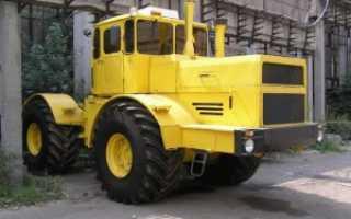Трактор К 700: технические характеристики, видео, фото, цена, схема трактора и двигатель, история