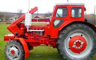 Трактор Т-40: технические характеристики