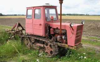 Трактор Т-54 — высококачественная модель трактора от кишиневских производителей