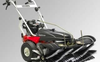 Подметальные машины Tielbuerger: модельный ряд, технические характеристики, фото и видео