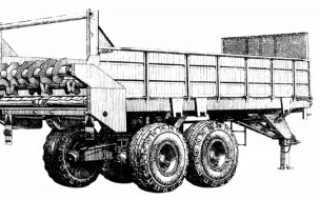 Разбрасыватель органических удобрений РОУ-6: особенности, устройство, технические характеристики