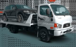 Эвакуаторы на базе Hyundai HD 78 и HD 120: модификации, технические характеристики, фото и видео