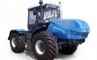 ХТЗ-17221: технические характеристики