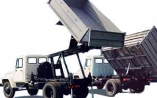 Дизельный самосвал ГАЗ-3309: технические характеристики, устройство, фото и видео